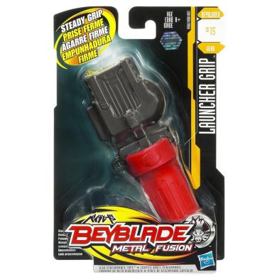 Beyblade Metal Fusion Battle Gear - Launcher Grip RuBBer PC (BB15BB61)