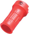 Takara Tomy_Beyblades Beyblades Japanese Metal Fusion Launcher Accessory #Bb61 Rubber Grip Red