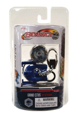 Beyblades Metal Fusion Series 6 Keychain Grand Cetus