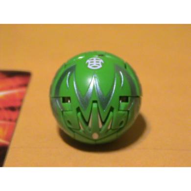 Bakugan Ultimate Evolution Green Ventus Blast Elico 500G - Japanese Exclusive