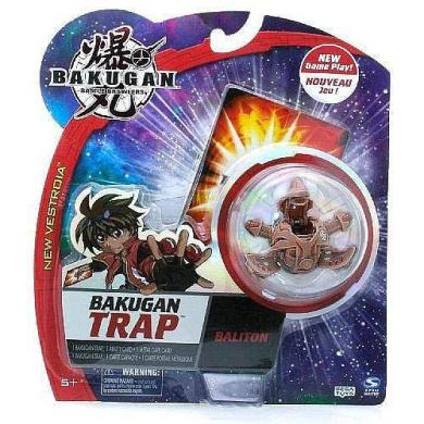 Bakugan Trap - Triad Sphinx Marble Colour Varies