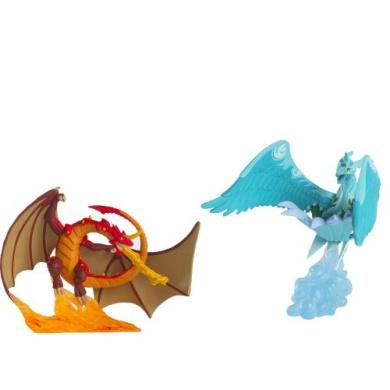 Bakugan Battle Brawlers Duo Dragonoid Vs Skyress