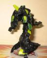 Bakugan Darkus CONTESTIR 630G [New loose figure]