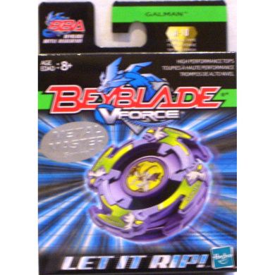 Beyblade American Hasbro Vforce Galman A-10 Defence Type Metal Master Series