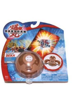 Bakugan Battle Brawlers Deka Shadow Vulcan