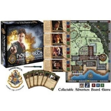Harry Potter Hogwarts House Cup Board Game