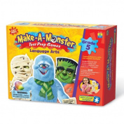Make - A - Monster Language Arts Test Prep Games - Grade 5