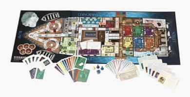 Titanic, The Board Game