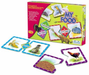 Kodkod ''This Is My Food'' Fun, Educational Game -Affordable Gift for your Little One! Item #LMID-9451
