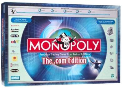 Monopoly The.com Edition