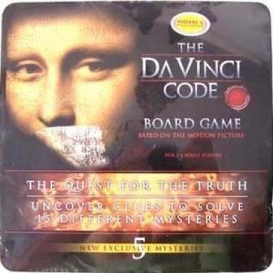 The Da Vinci Code Board Game