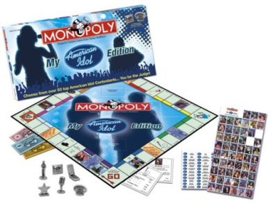 Usaopoly My American Idol Collector.S Edition Monopoly