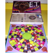"ORIGINAL! VINTAGE 5030cm E.T. THE EXTRA-TERRESTRIAL"" ANTIQUE MOVIE BOARD GAME-COLLECTIBLE TOY"