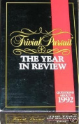 Trivial Pursuit Year in Review Questions About 1992