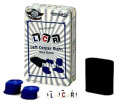 George and Company LLC 228 LCR Left Center Right Dice Game Collectors Tin