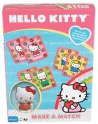 Hello Kitty Make a Match Memory Game by Pressman Toy Co.