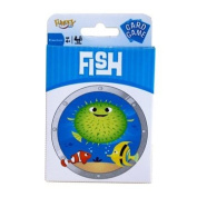 Fundex Games - Children's Card Game - FISH