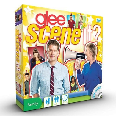 Scene It Glee Game by Screenlife