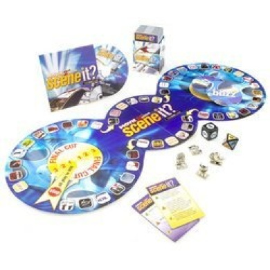 Scene It. DVD Game - Movies 2nd Edition