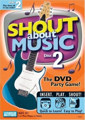 Shout About Music Disc 2