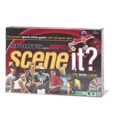 Scene It. Sports DVD Edition