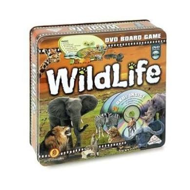WildLife DVD Game