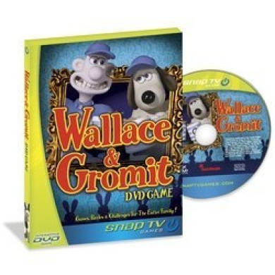 Wallace & Gromit: Interactive DVD Game