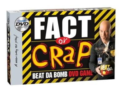 Fact or Crap DVD Game