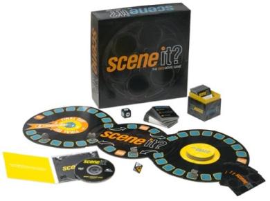 Scene It . The Dvd Movie Game