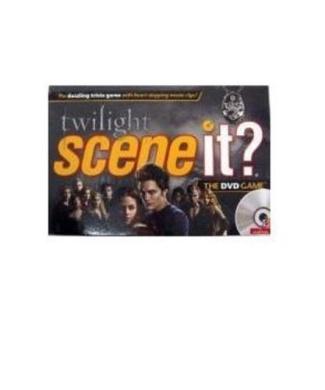 Twilight scene it. The DVD Game