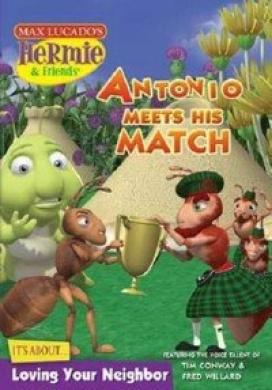 Hermie & Friends: Antonio Meets His Match DVD
