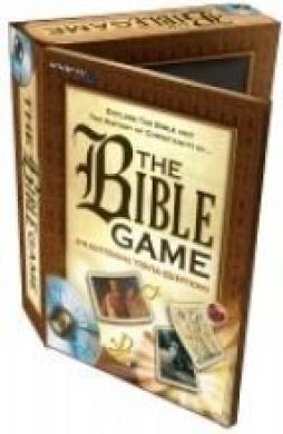 The Bible Game DVD Trivia