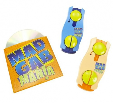 Mad Gab Mania DVD Game