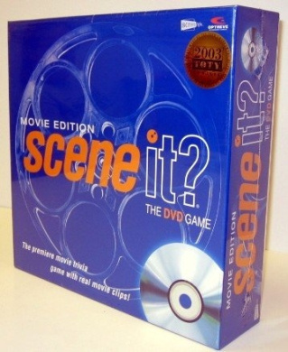 Scene It . The DVD Game Movie Edition