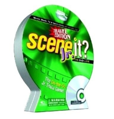 Jr. Scene It. To Go! The DVD Game