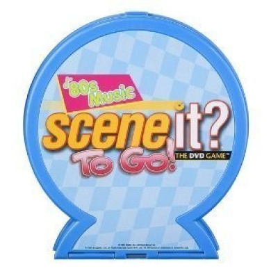SCENE IT. MUSIC TO GO DVD GAME