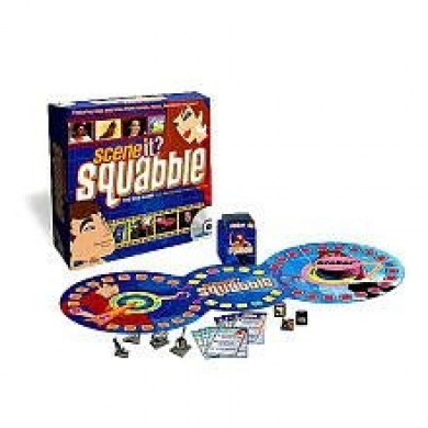 Scene It. Squabble DVD Game