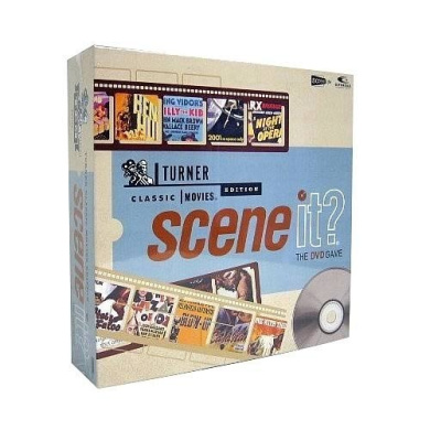 Turner Classic Movies Scene It. Deluxe Game