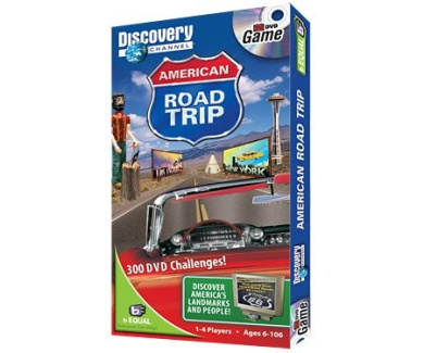 Discovery Channel DVD Game