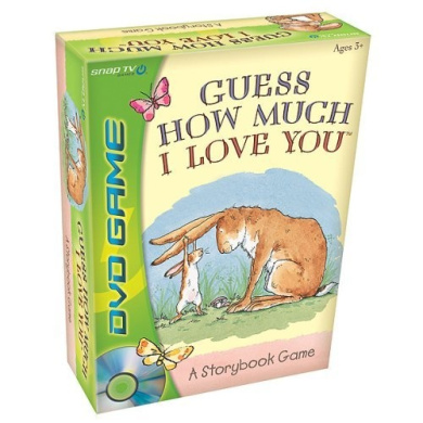 Guess How Much I Love You. Storybook DVD Game