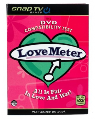 Love Metre The Compatibility DVD Game
