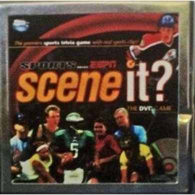 Scene It. ESPN Sports TIN