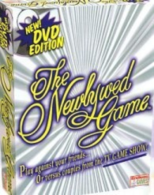 The Newlywed TV Show DVD Game (Home Version)