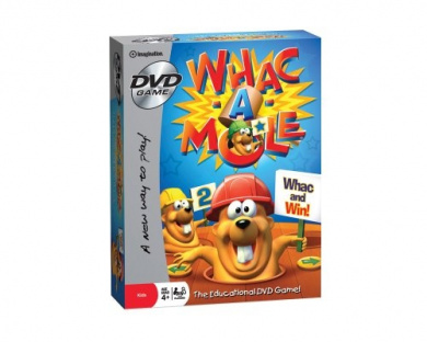 Whac-a-Mole DVD Game
