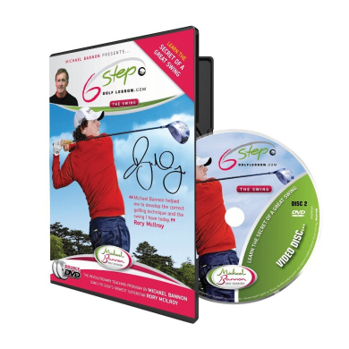 6 Step Golf - Michael Bannon Coach to Rory Mcilroy