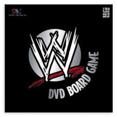 WWE Wrestling Super Stars DVD Game