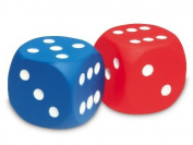 Learning Resources - Learning Foam Dice Set of 2