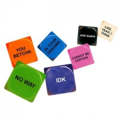 Fortune Telling Dice - Set of 8