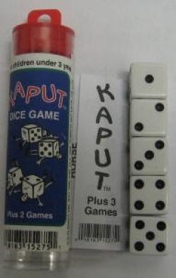 Kaput Dice Game