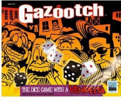 Gazootch Dice Game